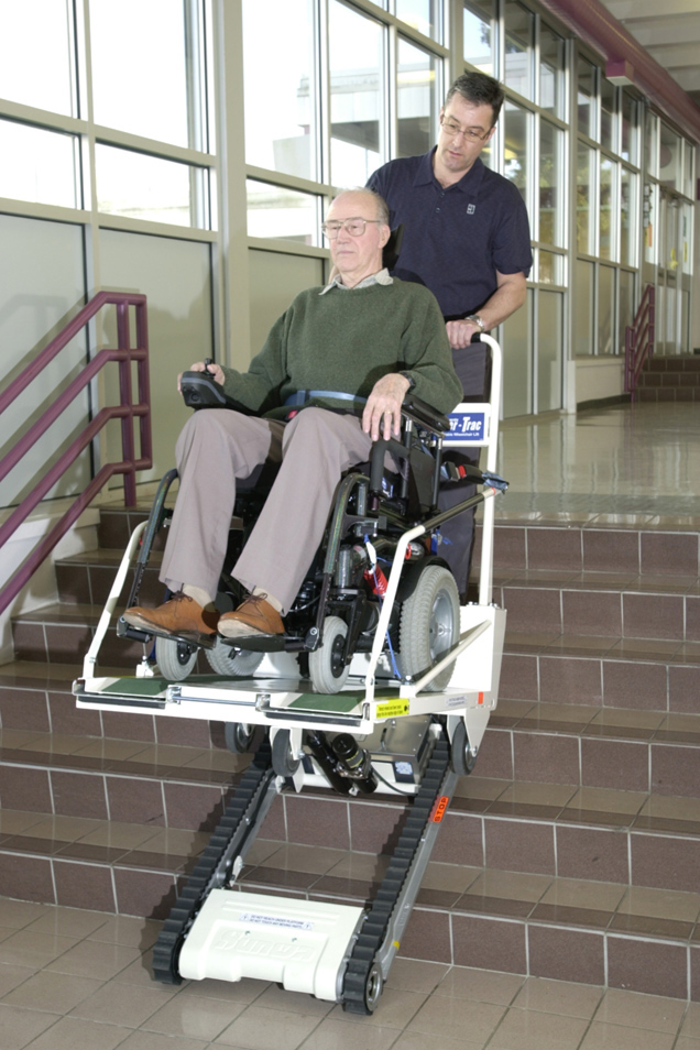 Portable Wheelchair Lifts