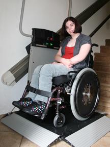 Wheelchair lifts standard features x3 by garaventa for Www garaventalift com