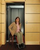 LU/LA Elevator Picture