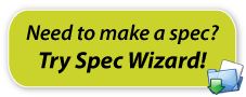 Try Spec Wizard
