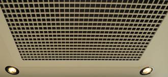 Huevo de techo de cajas